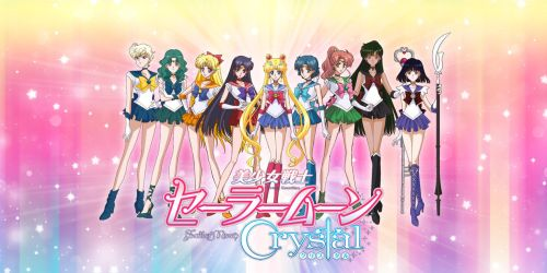 Sailor Moon Crystal Wallpaper I by xuweisen