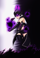 ::LoL:: Syndra by Neiths