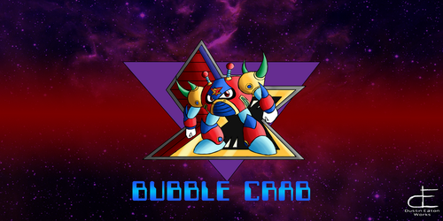 12 Bubble Crab by Dustin-Eaton-Works