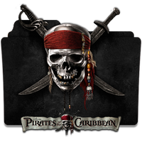 Pirates Of The Caribbean Main Folder Icon by deoxsis