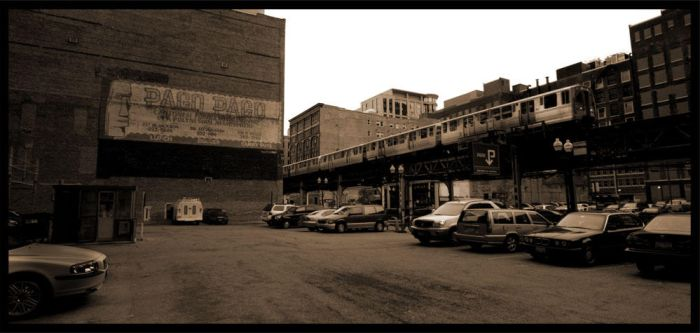 Streets of Chicago I by OnkelGonzo