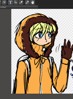 South Park: Kenny Sketch by Lausaba