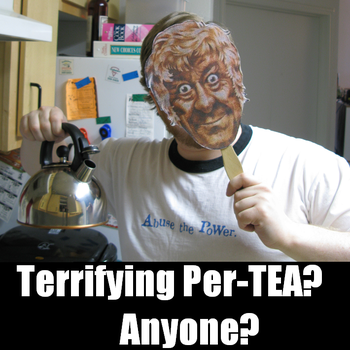 Terrifying Pertwee Live 5 by tomthefanboy