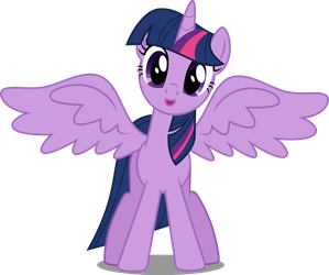 Twilight Sparkle (8 x 02) by DecPrincess
