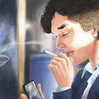 Sherlock - The game is afoot by MagicBunni