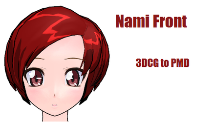 MMD- Nami Front -DOWNLOAD by MMDFakewings18
