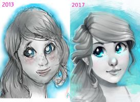 Draw this  Again 2013/2017 by Aldreey