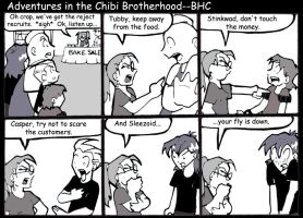 Naming by the Shrew by TheBrotherhoodclub