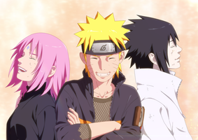 Team 7 by PressureDeath