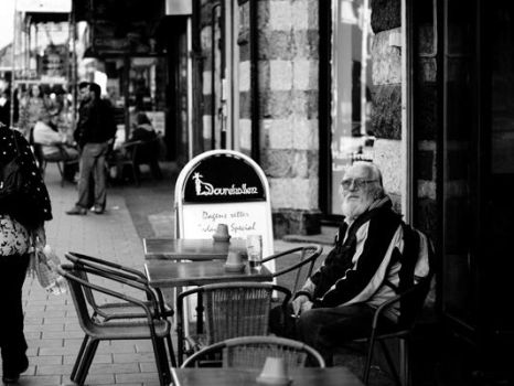 Lonesome Man by Lothriell