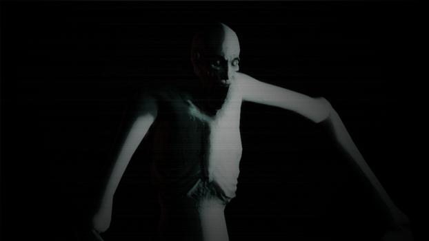 SCP-096 Model by GoldenMech