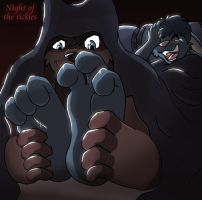 Night of the tickles by Caroos-Dungeon
