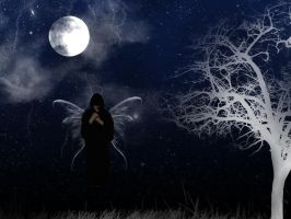 Angel of the night by coolthang