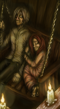 The Porch by qui-non-stultus