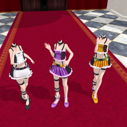 Tda halloween outfit pack 3 DL by Jadedalicorn