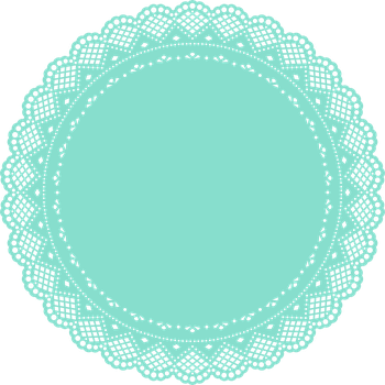 Doily PNG by EternalMystDesigns