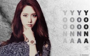 Yoona Real Baby G Wallpaper by Rizzie23