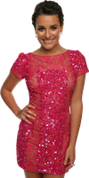 Lea Michele png 5 by VelvetHorse