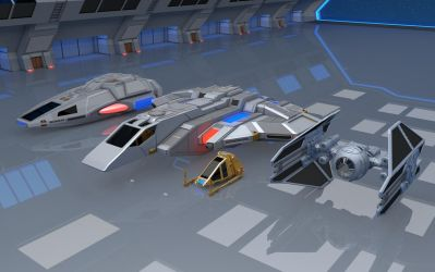 MY hangar display by sc452598073