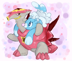 Turtonator and brionne
