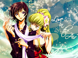Code Geass Wallpaper 1 by CrossDominatriX5