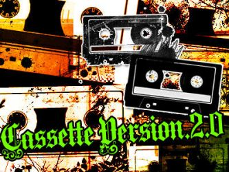 Cassette V.2.0 - PS7 Brushes by KeepWaiting