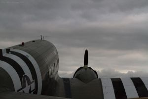 C-47 In The Morning by IntermissionNexus