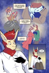 Furry Experience page 501 by Ellen-Natalie