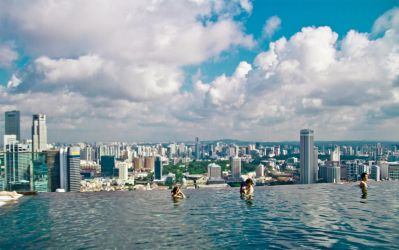 Marina Bay Sands, Singapore by MeXuT