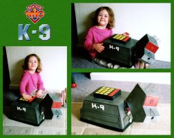 K.9 Model by mikedaws