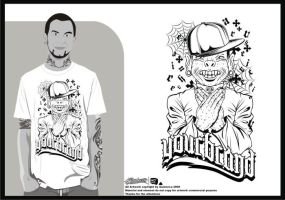 design for sale Urban art by inumocca