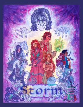 Contest Entry-Storm in the Blackmire by RatPrince