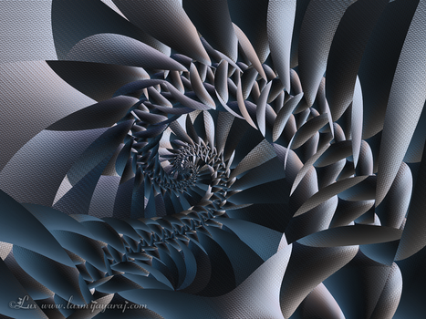 Rubberized Spiral...lol by LaxmiJayaraj