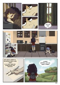 Wyrdhope - Chapter 2 - Page 1 by flailingmuse