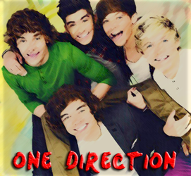 One direction by HanaCandy