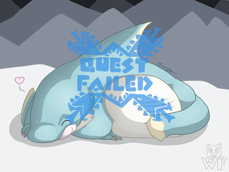 Quest Failed: Zamtrios Food by BootyFox