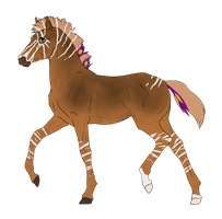 N3167 Padro Foal Design for DarkestNation by casinuba