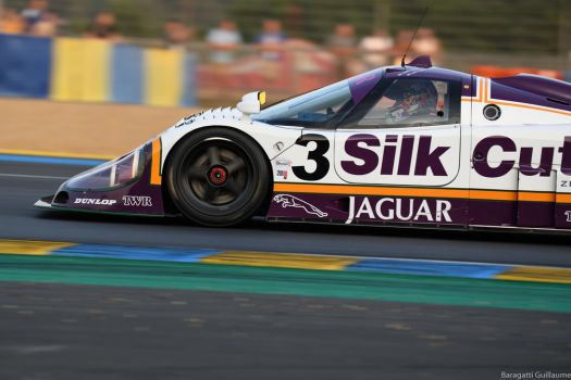 Jaguar XJR-9 by guillaumes2