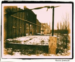 Cracow Old Photos 3 by Yabool