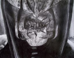 Mouth of Sauron by ii2eaper