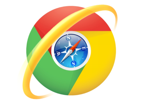 Google Safari Explorer Logo by LeonardoMatheus