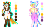 Gummy N Mallow Adopts (OPEN AUCTION) by Sugar-Buck