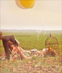 Dreaming my dreams by Holunder