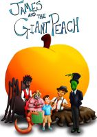 James and the Giant Peach by Iddstar