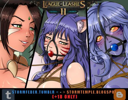 11-leagueofleashes2-teaser by StormFedeR