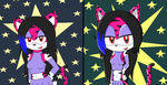 Contessa's a Star! *COMPARISON* by TheVampiresRose