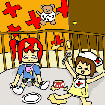 For Morkinz Drawing Contest by CanaHaru-Kun