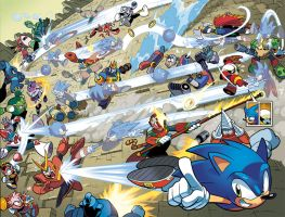 Faster Than Quick (Sonic 250) by herms85