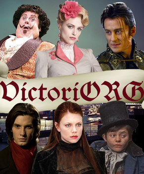 VictoriORG DVD Cover by shadow0knight