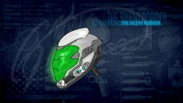 PayDay2- new mask, the silent robber by Zero-Box